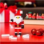 Blocos de Montar Papai Noel 144 Peças - Orb Christmas