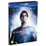 Ficha técnica e caractérísticas do produto Blu-Ray + Blu-Ray 3D - o Homem de Aço