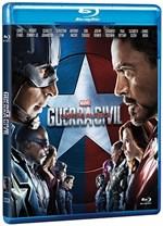Ficha técnica e caractérísticas do produto Blu-Ray Capitão América: Guerra Civil - 1