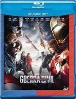 Ficha técnica e caractérísticas do produto Blu-Ray Capitão América: Guerra Civil 3d - 1