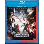 Ficha técnica e caractérísticas do produto Blu-Ray Capitão América: Guerra Civil 3d