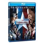 Ficha técnica e caractérísticas do produto Blu-Ray - Capitão América: Guerra Civil