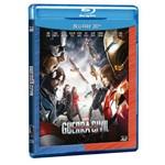 Ficha técnica e caractérísticas do produto Blu-Ray 3d - Capitão América: Guerra Civil