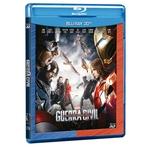 Ficha técnica e caractérísticas do produto Blu-Ray 3D Capitão América 3 - Guerra Civil