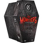 Blu-Ray - Monsters: The Essential Collection (8 Discos)
