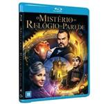 Ficha técnica e caractérísticas do produto Blu-ray - o Mistério do Relógio na Parede