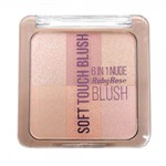 Blush Soft Touch Hb-6109 Pocket Ruby Rose Cor 01