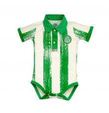 Body Palmeiras com Listras Manga Curta | Doremi Bebê