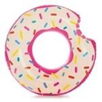 Ficha técnica e caractérísticas do produto Boia Bote Inflável Donut - Intex