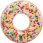 Ficha técnica e caractérísticas do produto Bóia Donut Granulado - INTEX