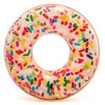 Ficha técnica e caractérísticas do produto Bóia Inflável Redonda Donut de Granulado - Intex