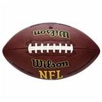 Ficha técnica e caractérísticas do produto Bola de Futebol Americano Wilson Mvp Nfl
