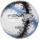 Ficha técnica e caractérísticas do produto Bola de Futsal Penalty RX 500 Ultra Fusion - 520182