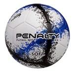 Ficha técnica e caractérísticas do produto Bola de Futsal - RX 500 R3 VIII - Branco, Azul e Preto - Penalty
