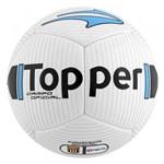 Ficha técnica e caractérísticas do produto Bola Fut.Campo Topper Br Selecao 4129034 - Topper