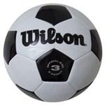Ficha técnica e caractérísticas do produto Bola Futebol Campo Tradicional No. 3 Oficial Wilson