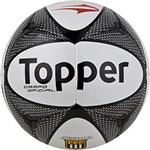 Ficha técnica e caractérísticas do produto Bola Futebol Seleção Br 12 Campo - Topper