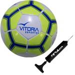 Bola Futebol Sete Society Oficial Costurada a Mão Mx610