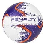 Ficha técnica e caractérísticas do produto Bola Futsal Penalty RX 500 R2 Fusion VIII
