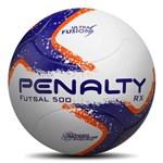 Ficha técnica e caractérísticas do produto Bola Futsal Penalty RX 500 R1 Ultra Fusion VIII