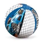 Ficha técnica e caractérísticas do produto Bola Inflável Radical Hot Wheels - Fun Divirta-se