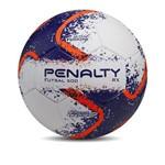 Bola Penalty Futsal Rx 500 R2 Bco/azl/vrm