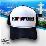 Ficha técnica e caractérísticas do produto Boné Rio eu te Amo