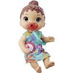 Ficha técnica e caractérísticas do produto Boneca Baby Alive Bebê Primeiros Sons Morena - E3688 - Hasbro