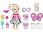 Boneca Baby Alive Borboletinha - Loira - Hasbro