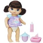Boneca Baby Alive Fraldinha Mágica - Morena - Hasbro