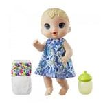Boneca Baby Alive Hora do Xixi E0385 Hasbro Loira