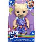 Ficha técnica e caractérísticas do produto Boneca Baby Alive Primeiros Sons Loira E3690 - Hasbro