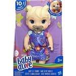 Ficha técnica e caractérísticas do produto Boneca Baby Alive Primeiros Sons Loira E3690-Hasbro