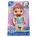 Ficha técnica e caractérísticas do produto Boneca Baby Alive - Primeiros Sons - Morena - E3688 - Hasbro