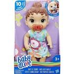 Ficha técnica e caractérísticas do produto Boneca Baby Alive Primeiros Sons Morena- Hasbro- E3688