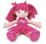 Ficha técnica e caractérísticas do produto Boneca Bailarina Glitter P Buba
