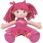 Ficha técnica e caractérísticas do produto Boneca Bailarina Glitter P Pink Buba