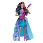 Ficha técnica e caractérísticas do produto Boneca Barbie Mattel Family Rock Royals Amiga