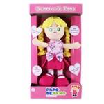 Boneca de Pano Cacau