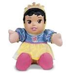 Ficha técnica e caractérísticas do produto Boneca Princesas Baby Pano - Branca de Neve