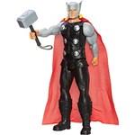 """Ficha técnica e caractérísticas do produto Boneco Avengers Thor 12"""" Titan Hero - Hasbro"""