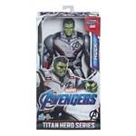 Ficha técnica e caractérísticas do produto Boneco Avengers Titan Hero Hulk Deluxe Power FX 2.0 - Hasbro