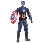 Boneco Capitão America Avengers - Titan Hero Power Fx 2.0