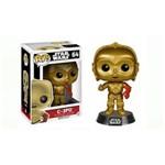 Ficha técnica e caractérísticas do produto Boneco C-3PO Star Wars 64 - Funko Pop