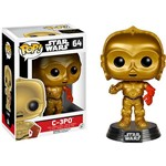 Ficha técnica e caractérísticas do produto Boneco Funko Pop Star Wars C-3PO