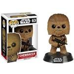 Ficha técnica e caractérísticas do produto Boneco Funko Pop Star Wars - Chewbacca 63