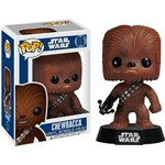 Ficha técnica e caractérísticas do produto Boneco Funko Pop Star Wars Chewbacca