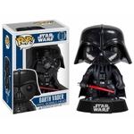 Ficha técnica e caractérísticas do produto Boneco Funko Pop Star Wars Darth Vader 01