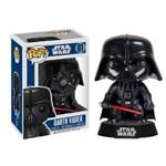 Ficha técnica e caractérísticas do produto Boneco Funko Pop Star Wars - Darth Vader