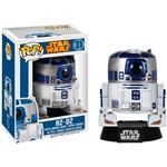 Ficha técnica e caractérísticas do produto Boneco Funko Pop Star Wars R2-D2